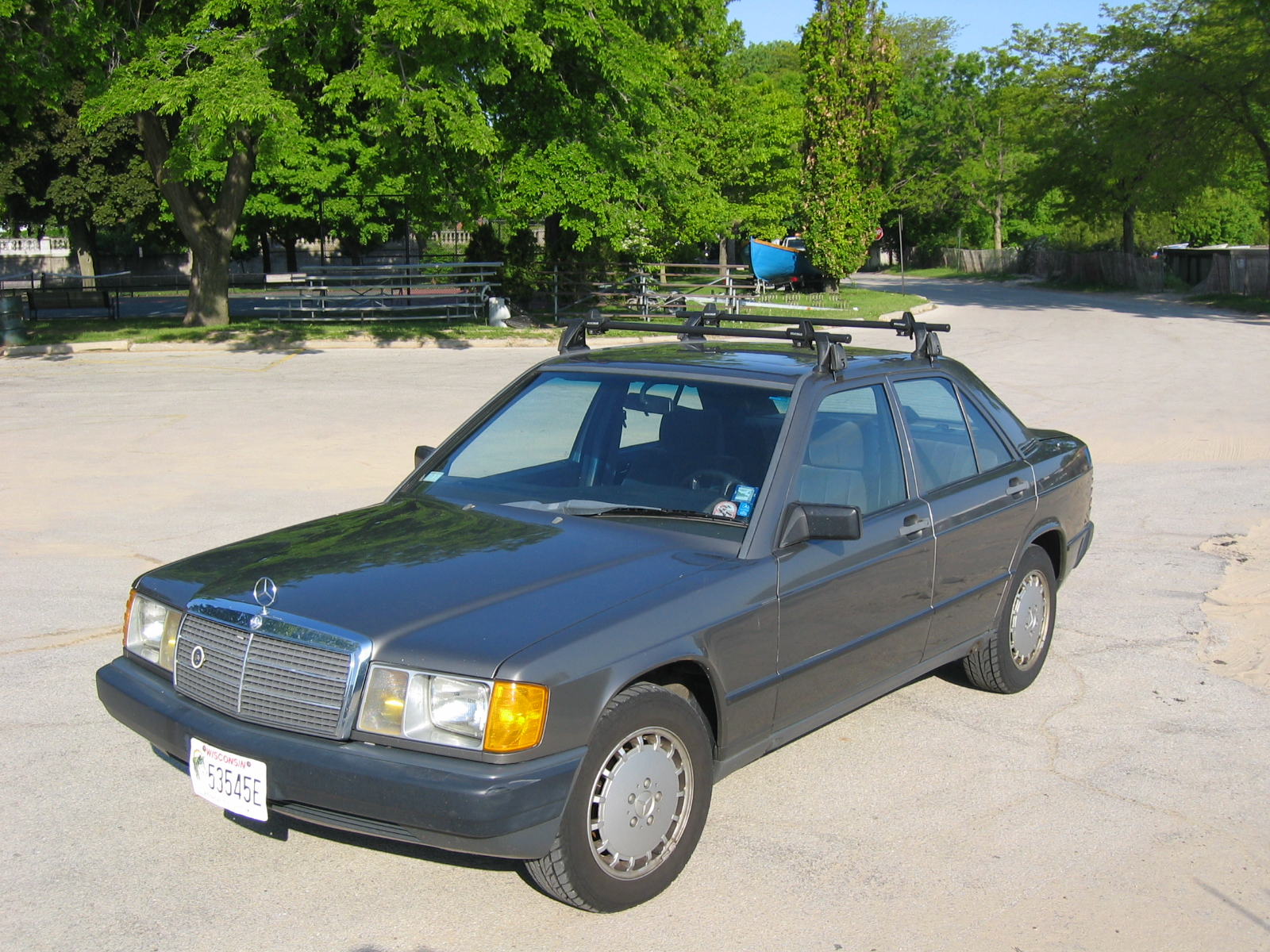 Car Finder 86 Mercedes 190d For Sale